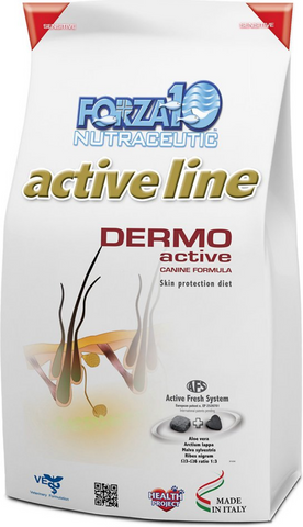 FORZA10 Nutraceutic Active Line Dermo Dry Dog Food