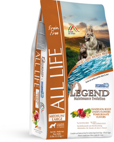 FORZA10 Legend All Life Wild Caught Anchovy Dry Dog Food