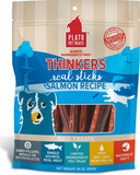 Plato Thinkers Salmon Meat Stick Dog Treats