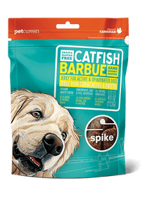 Petcurean SPIKE™ Grain Free Catfish Jerky for Dogs