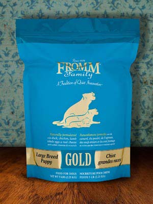 Fromm Gold Dog Dry Puppy Large Breed