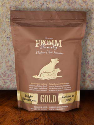 Fromm Gold Dog Dry Weight Management