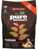 Grandma Lucy's® Pureformance™ Freeze Dried Grain Free Rabbit Recipe Dog Food