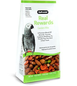ZuPreem Real Rewards Garden Mix Large Bird Treats