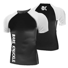 White Tip Compression Shirt