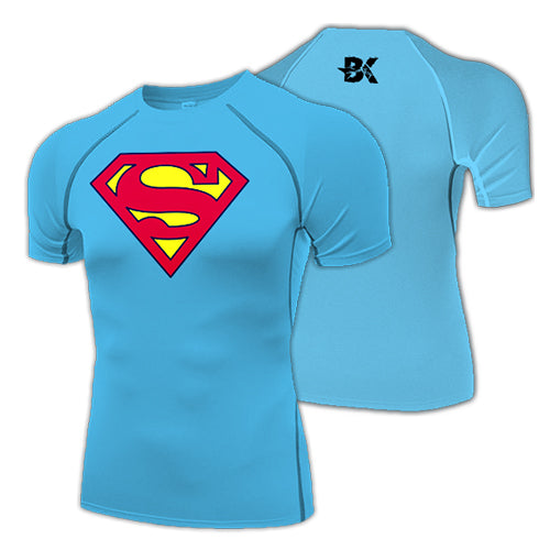 Original Superman Compression Shirt