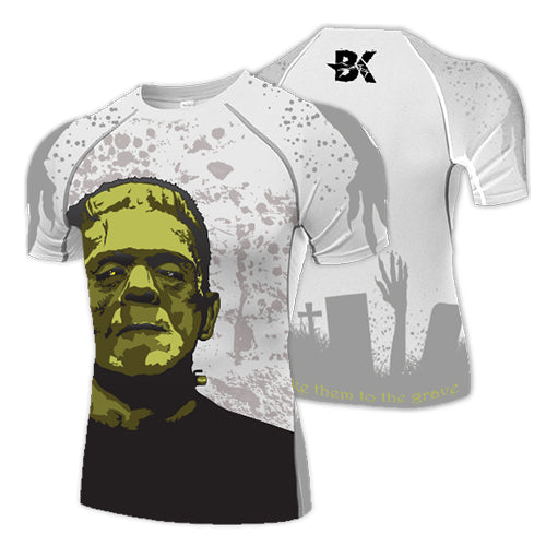Frankenstein Compression Shirt