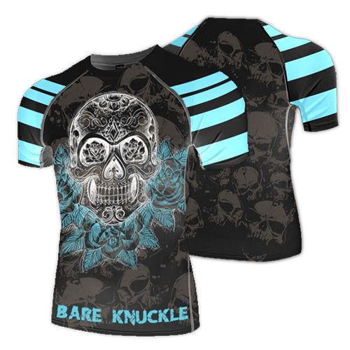 The Day of the Dead Compression Shirt