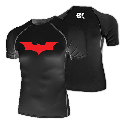Future Batman Compression Shirt