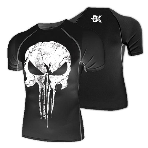 Punisher 2.0 Compression Shirt