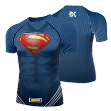 New-Age Superman Compression Shirt