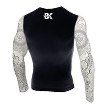 Mandala Compression Top