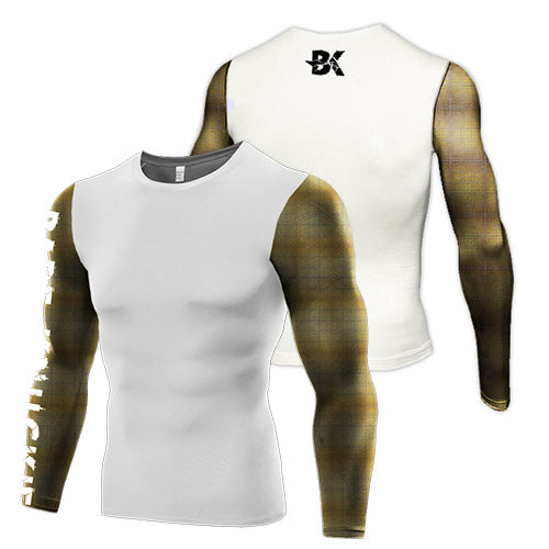Goldfoil Compression Top