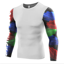 Paint Brush Compression Top