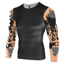 Camo Compression Top
