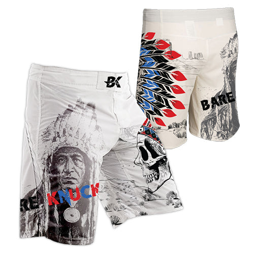 Classic Indian MMA Shorts