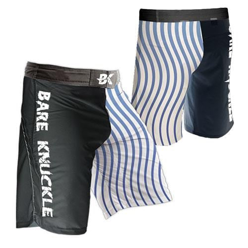 The Swirls MMA Shorts