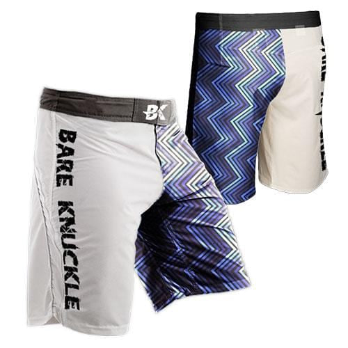 The Zig Zag MMA Shorts