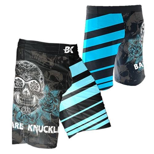 The Day of the Dead MMA Shorts