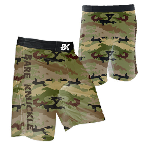 The Marine MMA Shorts