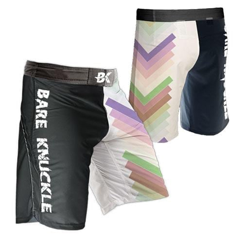 The Rainbow MMA Shorts