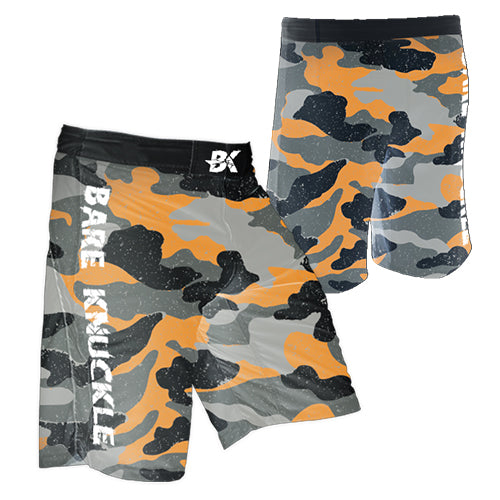 Hidden Tiger MMA Shorts