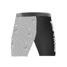 Line Work Short Spats