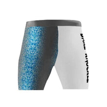 StripeDot Short Spats