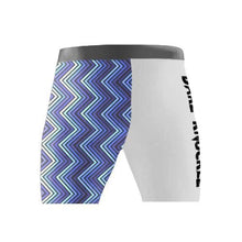 The Zig Zag Short Spats
