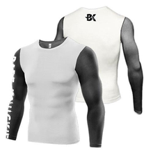 Black Tip Compression Top