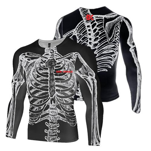 The Bone Collector Compression Top