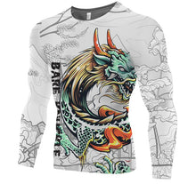 Chinese Dragon Compression Top