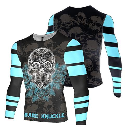 The Day of the Dead Compression Top