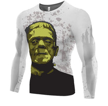 Frankenstein Compression Top