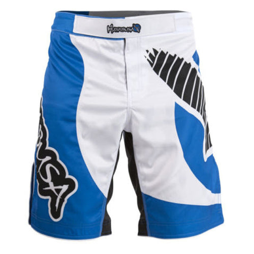 Blue Hawk MMA Shorts