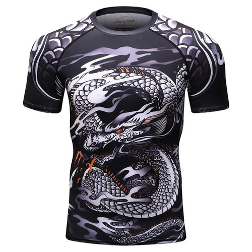 Water Dragon Rash Vest