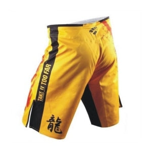 Bruce Lee MMA Shorts