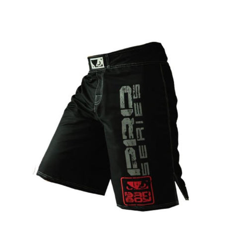 Pro Series Black MMA Shorts