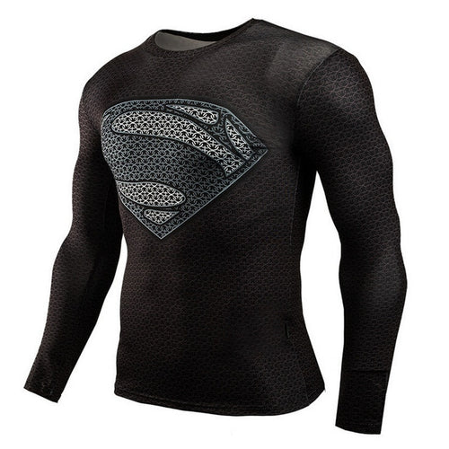 Kal-El Rash Top