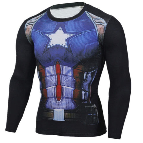 Civil War Rash Top