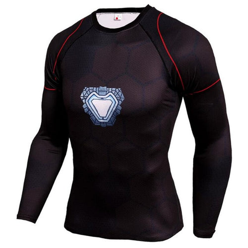 Casual Ironman Rash Top