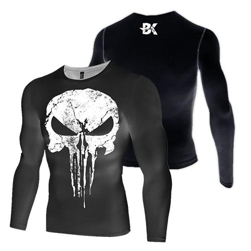 Punisher 2.0 Compression Top