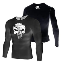 Original Punisher Compression Top