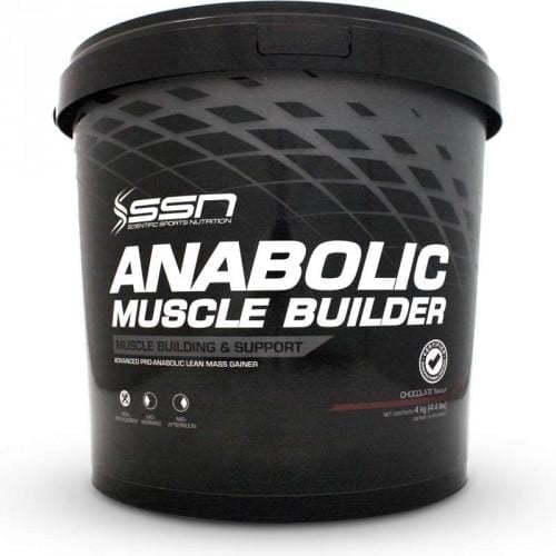 SSN Anabolic Muscle Builder