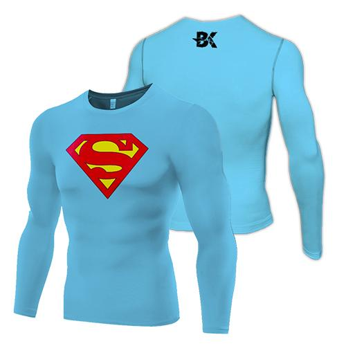 Original Superman Compression Top
