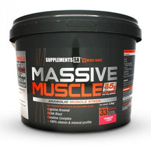 Supplements SA Massive Muscle