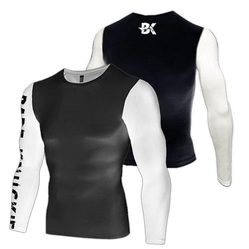 White Tip Compression Top