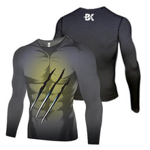 Wolverine Compression Top