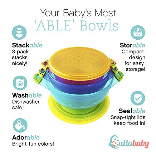 Stack and Go Complete Baby Feeding Set