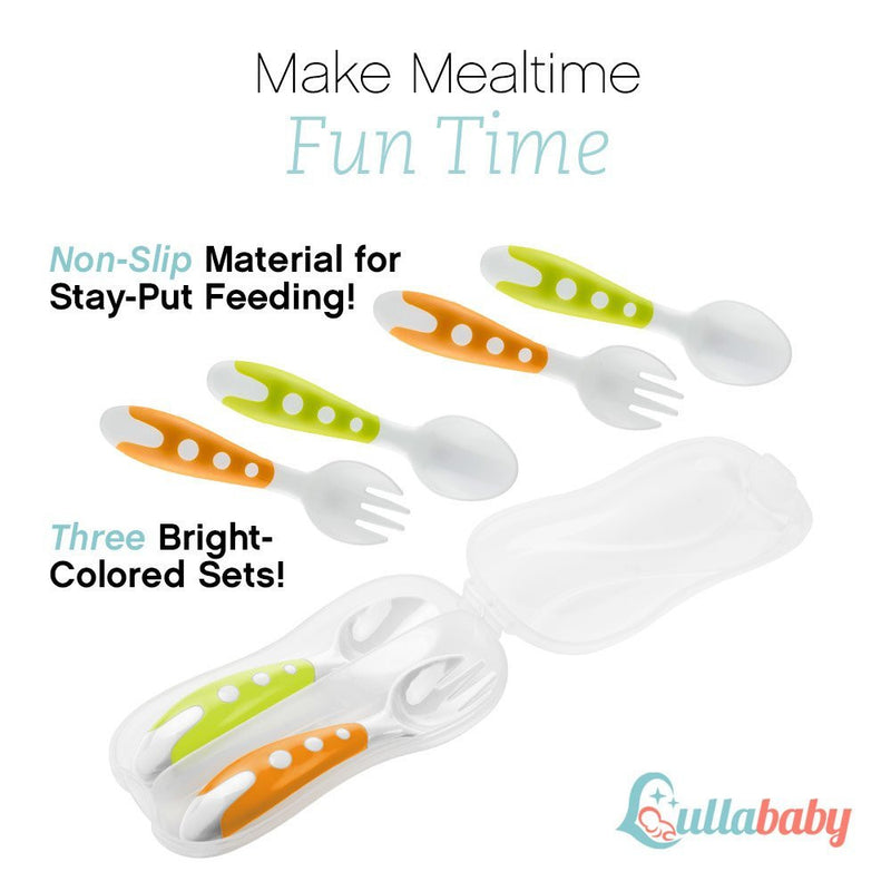 Toddler Soft Utensils